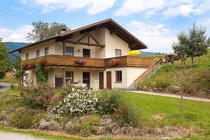 Ferienhaus der Familie Kopp im Bayerischen Wald